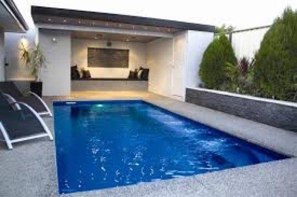 32 piscinas pequenas para casas e ch caras