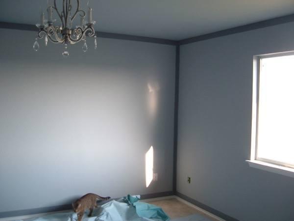 18-parede cinza na decoração salas e quartos
