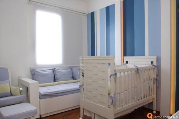 2-decorar quarto de bebe menino