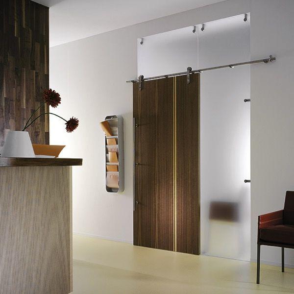 2-porta de correr de madeira