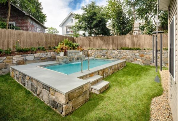24-piscinas pequenas para casas e chacaras
