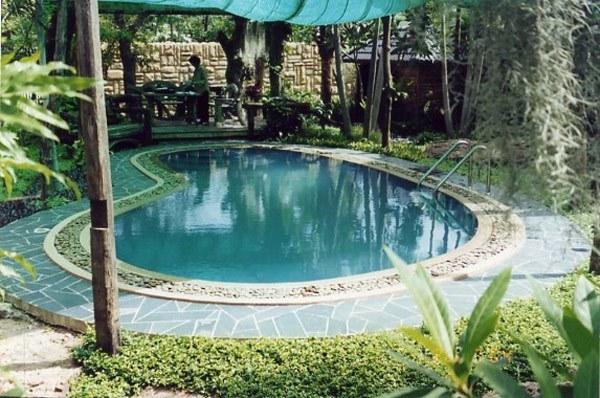 piscinas pequenas para casas e chacaras