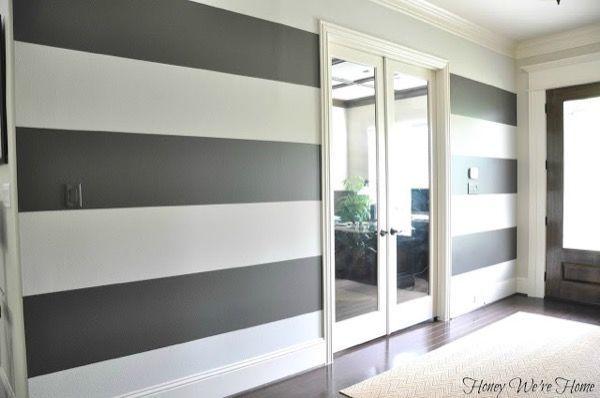 29-parede cinza na decoração salas e quartos