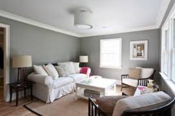 33-parede cinza na decoração salas e quartos