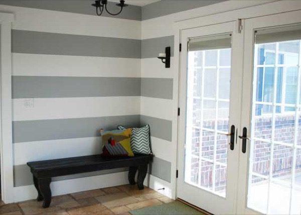 34-parede cinza na decoração salas e quartos