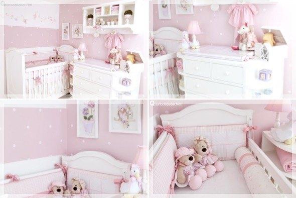 5-decorar quarto de bebe menina