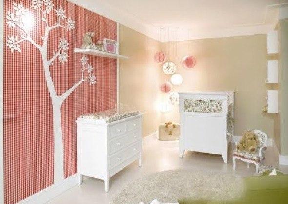 6-decorar quarto de bebe menina