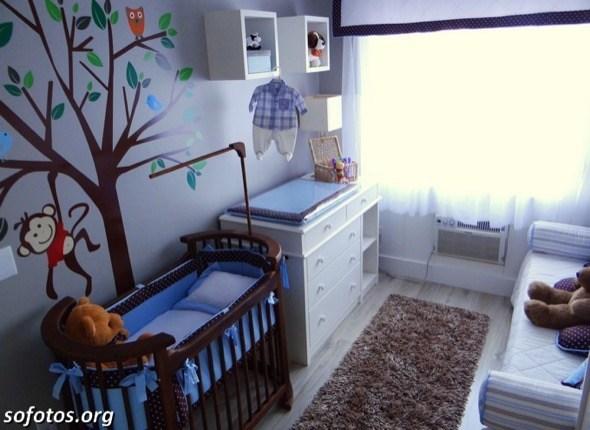 6-decorar quarto de bebe menino