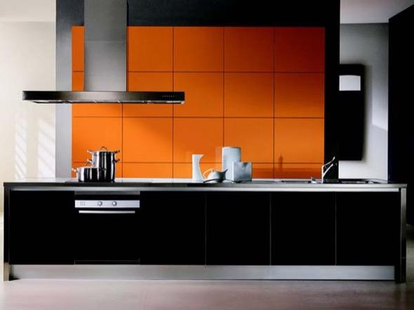 7-armarios de cozinha laranja
