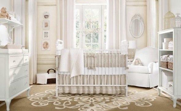 7-decorar quarto de bebe menina