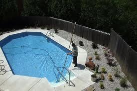 Construir piscina limpeza