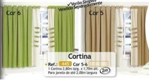 Cortinas Mix Lar 4