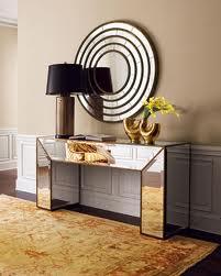 Salas decoradas com espelhos 4