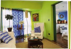 Salas decoradas simples 8