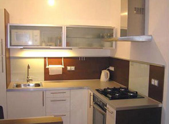 Cozinha Planejada Pequena 41 modelos e projetos : cozinhasplanejadaspequenasmodelo38 from www.vaicomtudo.com size 590 x 432 png 364kB