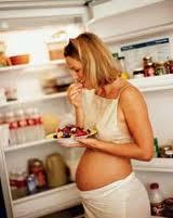 Sintomas da gravidez fome