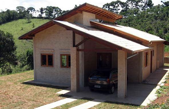 Modelos de casas pequenas14 for Modelos jardines para casas pequenas