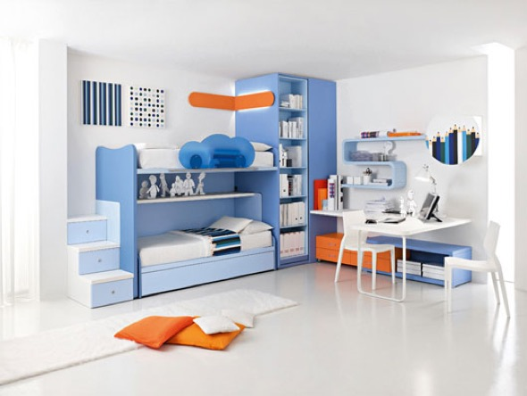 12-quarto juvenil decorado