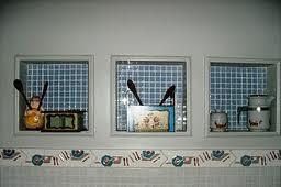 Desenhos pastilha de vidro cozinha 3