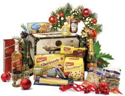 Cesta de Natal 2012 Qualy