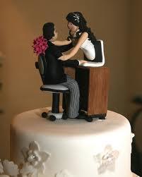 Bolo de Casamento Geek 11