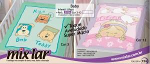 Enxoval de Bebê Mix Lar 3