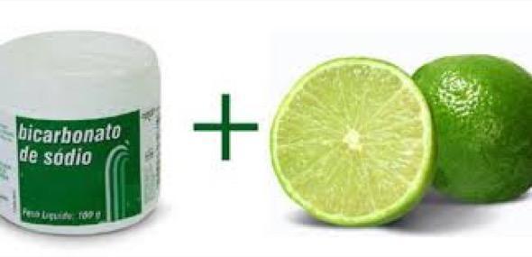 1-suco de limao com bicarbonato