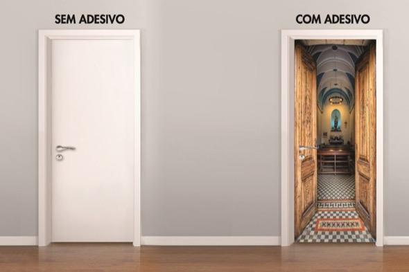 10-modelos de adesivos para portas
