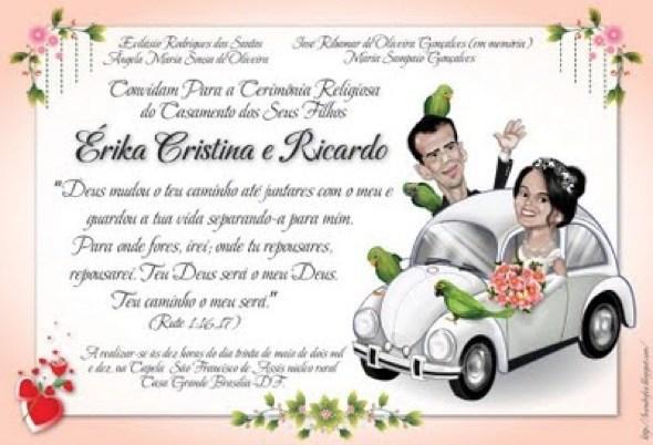 14-modelos de convite de casamento