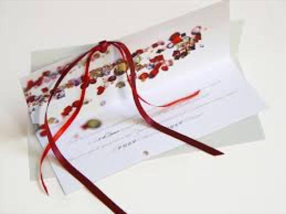 16-modelos de convite de casamento