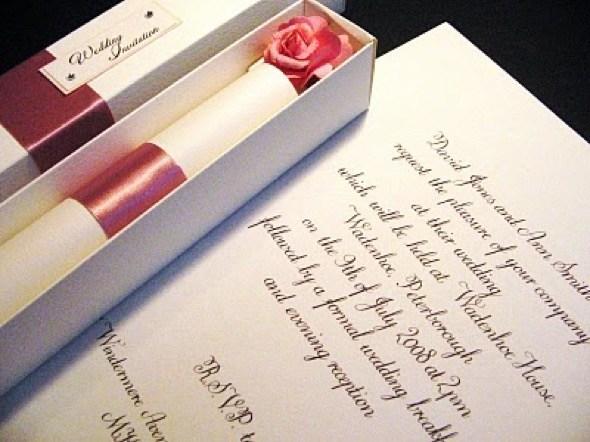 6-modelos de convite de casamento