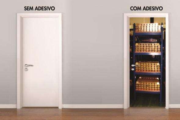 8-modelos de adesivos para portas