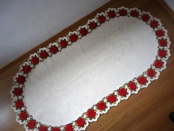 10-tapetes caseiros modelos