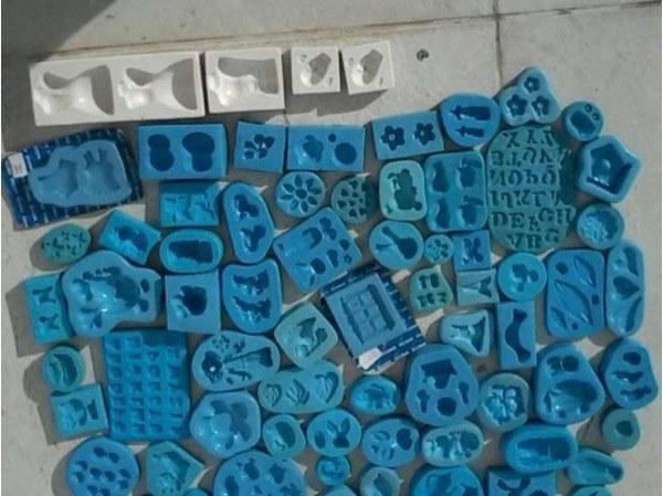8-como fazer molde de silicone ou borracha