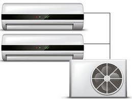 Ar condicionado Split 2