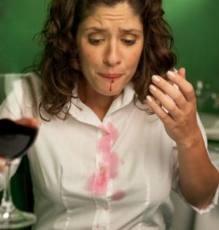Remover Manchas de Bebidas Alcoólicas