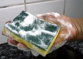 Técnicas para Limpar Casa com Esponja 3