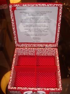 Caixa para convite de casamento 3
