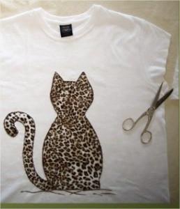 Camiseta com aplicação 5