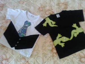 Patchcolagem em camisetas criativos 7