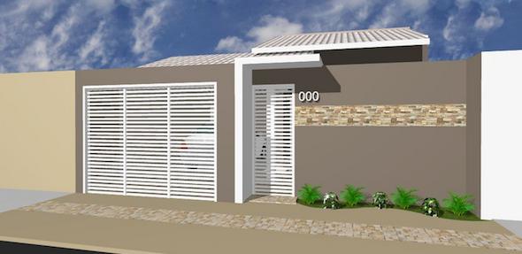 muros de casas modernas14