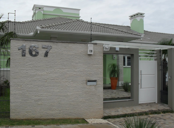 muros de casas modernas9