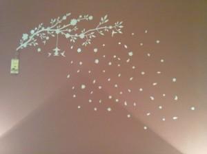 Adesivos para parede que brilham 7