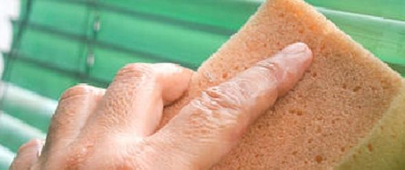 Como limpar persianas1