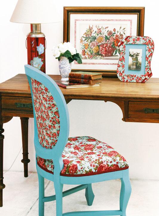 Como reformar uma cadeira antiga - Como reformar mi casa ...