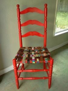 Como reformar uma cadeira 4