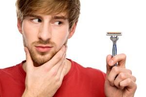 Fazer a barba sem irritar 1