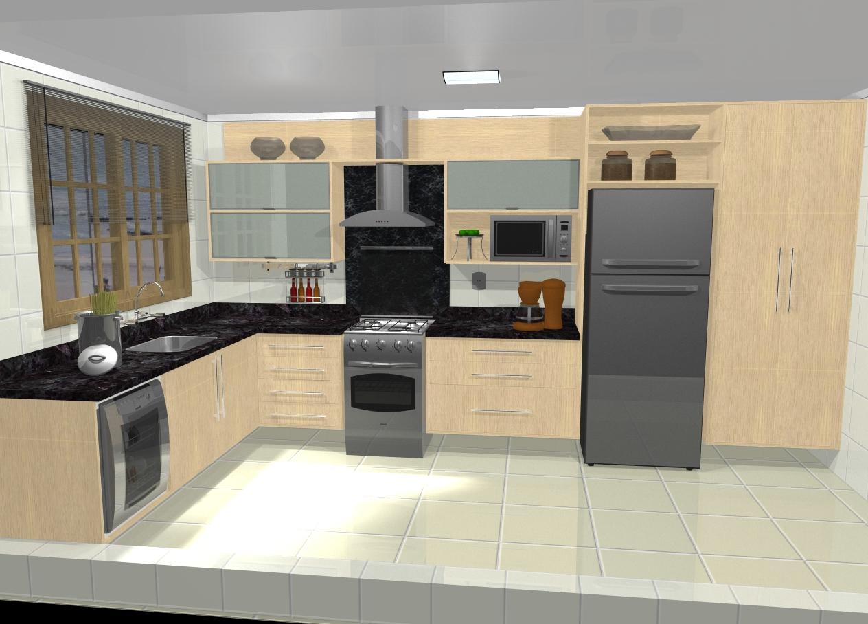 Promob para projetar cozinhas planejadas #8C703F 1264 908