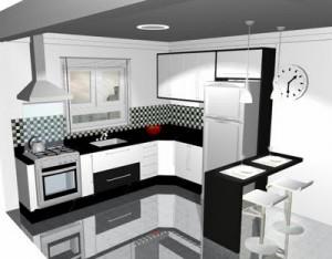 Promob para projetar cozinhas 7