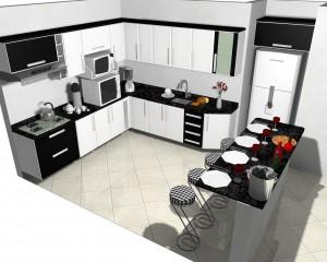 Promob para projetar cozinhas 8